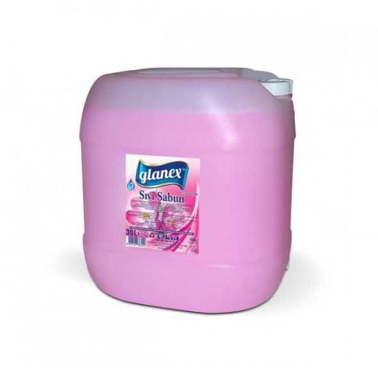 Glanex Sıvı El Sabunu 30 Lt