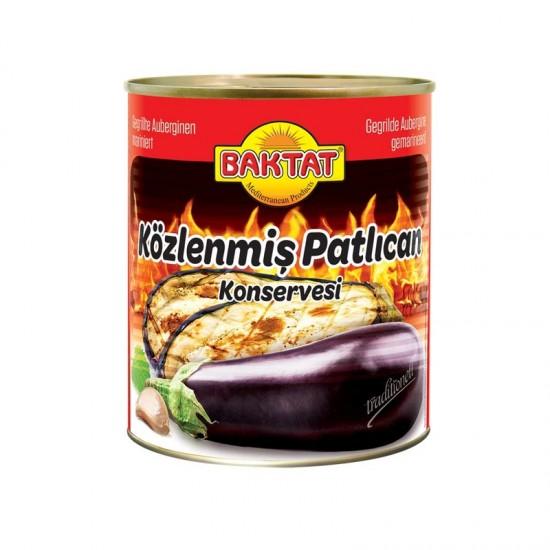Közlenmiş Patlıcan 2650 Gr