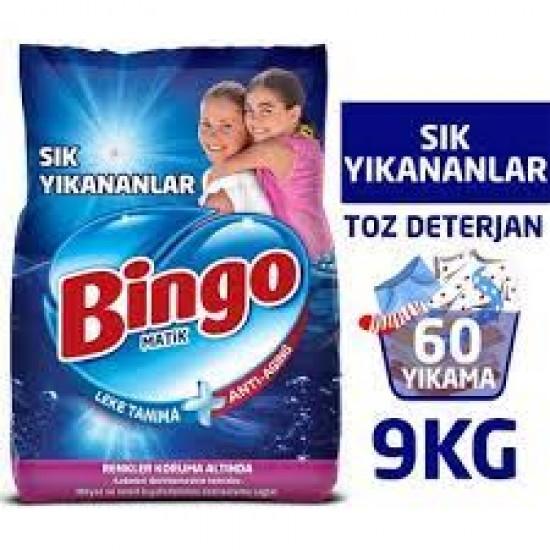 Bingo  Matik 9 Kg